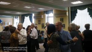 Ретро-дискотека  для старшего поколения в Царицыно
