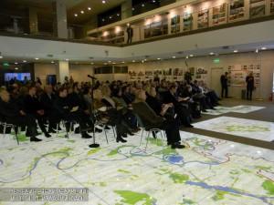 Встреча разработчиков Правил землепользования и застройки Москвы