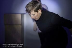 Актер театра голоса «Ла Гол»