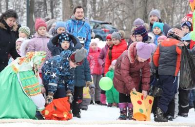 Для москвичей подготовили обширную программу на Новый год
