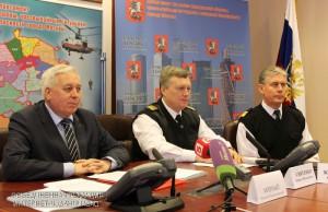 Пресс-конференция на тему: «Спасение и помощь. Малая авиация столицы»