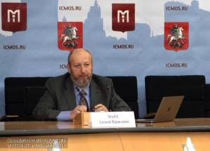 Главный специалист по проблемам ВИЧ-инфекции Департамента здравоохранения столицы Алексей Мазус