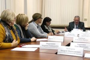 На заседании депутатов