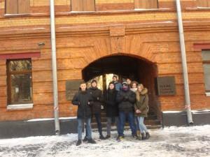 Студенты колледжа «Царицыно» на экскурсии в музее ГУЛАГа