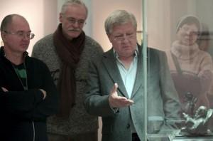 Кураторская экскурсия по выставке «Серебряный век русского изобразительного искусства из собрания Ю.М. Носова»