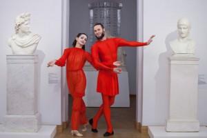 """Спектакль """"Медея"""" в музее-заповеднике """"Царицыно"""""""