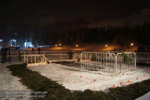 В Москве подготовлены 59 мест на городских водоемах для проведения Крещенских купаний