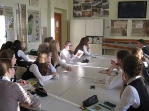 "Студенты колледжа ""Царицыно"""