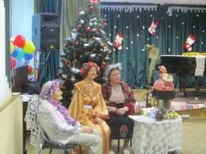 """Концерт """"Свет Рождества"""" в ТЦСО """"Царицынский"""""""