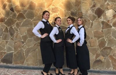 """Студенты колледжа """"Царицыно"""" на стажировке в Крыму"""