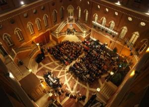 Концерт органной музыки в Атриуме Хлебного дома