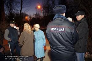 В Москве отмечено снижение уровня преступности