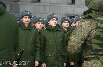 В районе Царицыно организовали благотворительную акцию «Служу отечеству», в рамках которой провели сбор посылок для военнослужащих и проходящих службу в рядах Вооруженных сил