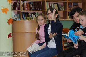 Мастер-класс в библиотеке района Царицыно