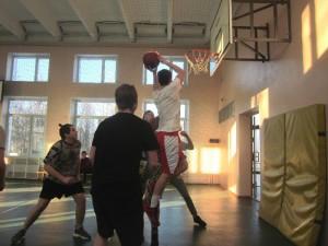 Турнир по баскетболу в колледже «Царицыно»