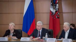 Собянин: Москва - один из крупнейших в мире образовательных центров Собянин: Москва - один из крупнейших в мире образовательных центров