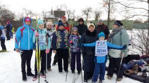 Лыжная гонка «Лыжня России – 2017»