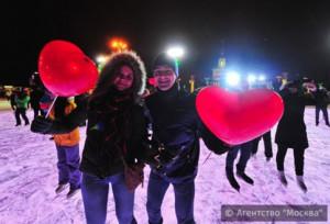 В День влюбленных в московском метро зазвучат стихи и песни
