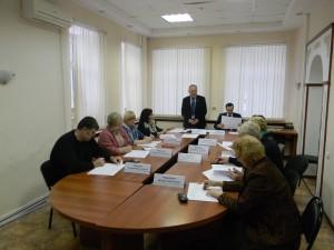 Внеочередное заседание совета Депутатов муниципального округа Царицыно