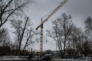 Строительство центра кинологической службы в районе Царицыно завершено на 70%