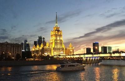В Москве пройдет акция «Час Земли»