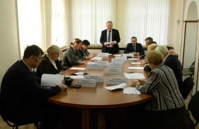 Заседание Совета депутатов муниципального округа Царицыно