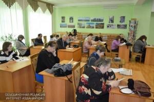 Ежегодная акция «Тотальный диктант» состоится в районе 8 апреля