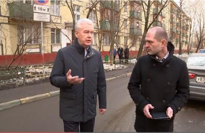 Сергей Собянин заявил, что при расселении пятиэтажек учтут мнение жителей Москвы