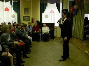 Вячеслав Ольховский поздравил жительниц района
