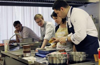 Мастер-класс «Гастрономическое использование специй в блюдах из рыбы»