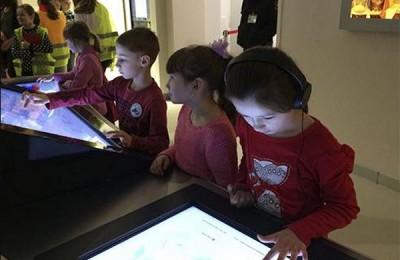 Школьники образовательного комплекса №868 посетили Центральный музей современной истории России