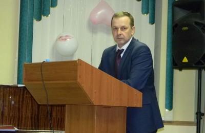 Глава управы района Царицыно Сергей Белов