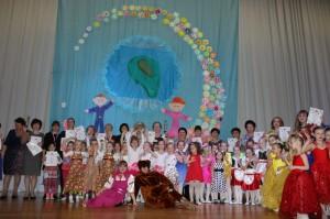 Фестиваль «Маленькая страна» в школе №1861