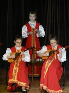 Концерт детской музыкальной школы №4