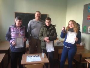 Жители района Царицыно сразились на окружном турнире по шашкам