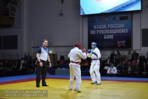 Спортсмены со всей России посоревновались за звание лучшего в рукопашном бою