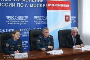 Столичное управление МЧС объявило о Годе гражданской обороны