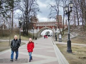 Сезонные марафоны организуют на территории музея-заповедника «Царицыно»
