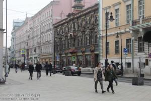 Бизнес активно занимает вакантные места на ключевых торговых улицах Москвы
