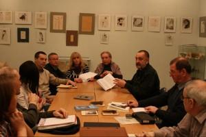 Круглый стол «Надя Рушева в книгах и публикациях» состоялся в Школьном мемориальном музее Нади Рушевой