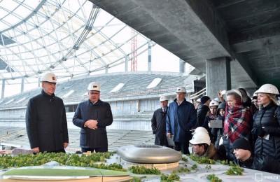 «Динамо» станет спортивно-развлекательным парком нового уровня — Сергей Собянин
