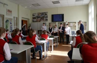 День открытых дверей провели в колледже «Царицыно»