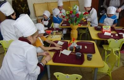 Профориентационный квест провели среди дошкольников района Царицыно
