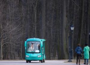 Сезон электромобилей открылся в музее-заповеднике «Царицыно»