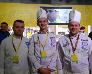 Cтуденты колледжа «Царицыно» выступили на Всероссийском чемпионате поваров