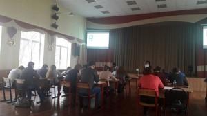 Жители района Царицыно приняли участие в Тотальном диктанте