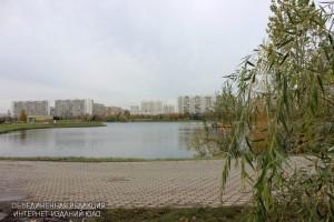 Каскадный парк в Братеево