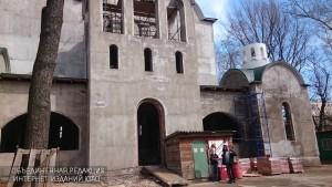 Храмы в Чертанове и Бирюлеве примут первых прихожан в ближайшее время