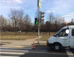 Светофор на Кавказском бульваре
