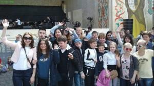 День славянской письменности отметили школьники района на Красной площади